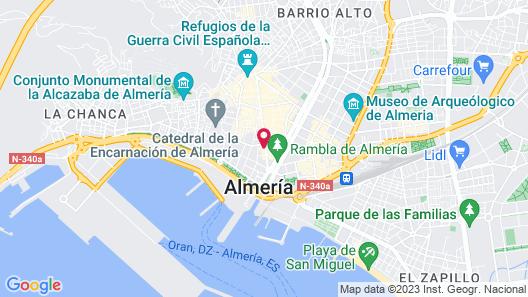 Hotel Costasol Map