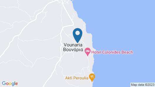 Camvillia Resort Map