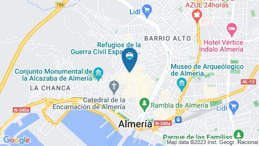 Torreluz Senior Map