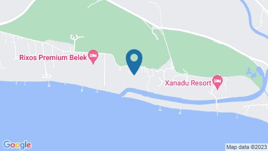 Selectum Family Resort Map