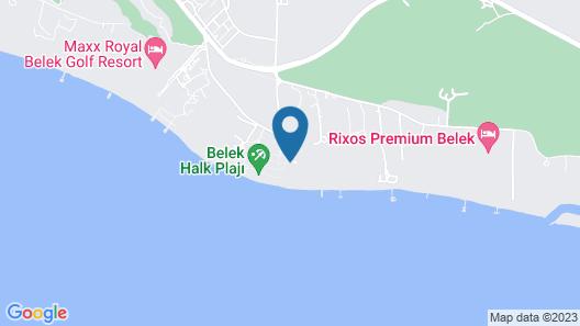 FUN&SUN FAMILY Club Belek Map