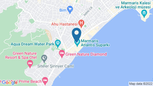 Julian Marmaris Map