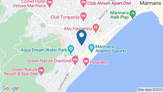 Club Ventum Suites Map