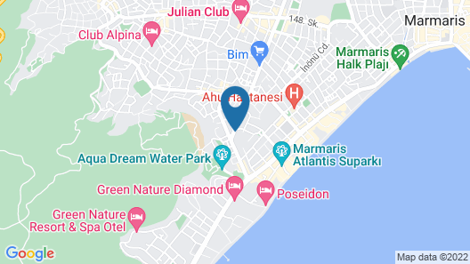 Alenz Suite Map