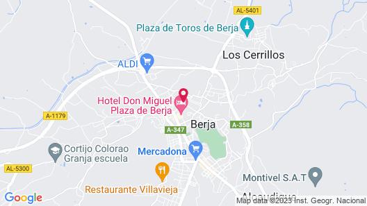 Casa Palaciega S.XIX Map