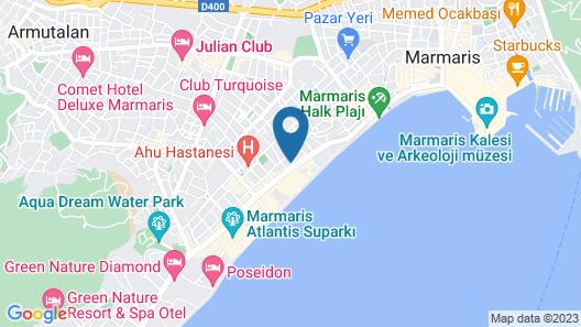 Zevkim Map