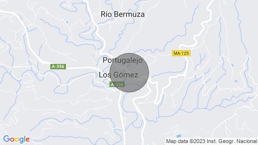 3 Bedroom Accommodation in Viñuela Map