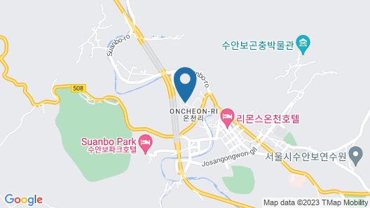 Hanwha Resort Suanbo Map