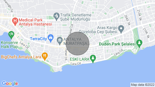 Brand new Renovated ! Map