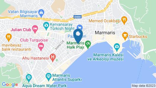 Otel Dost Map