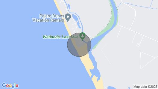 Beachfront Condo W/bbq & Monterey Bay Views! Map