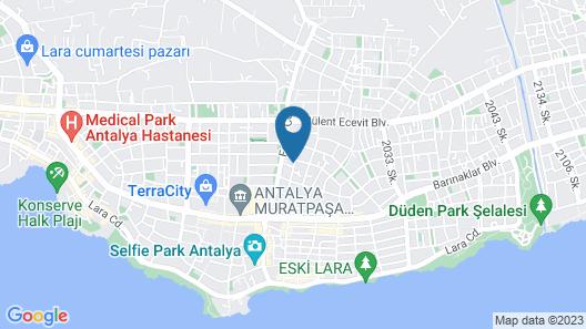 NOX SUITE Map