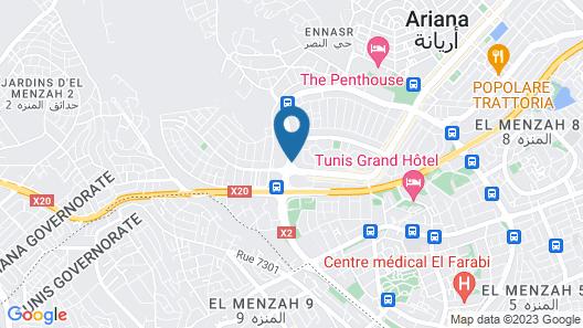 Benzineb Immo Nasr Map