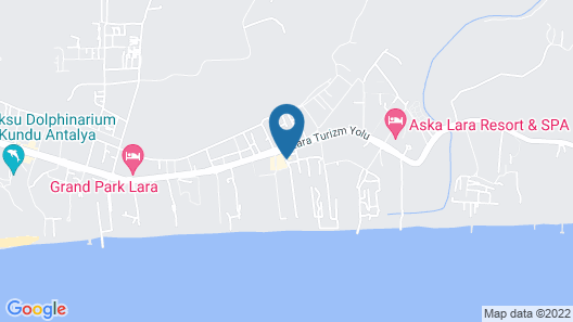 Prestij Apart Hotel Map