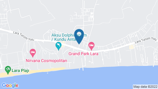 Ramada Resort by Wyndham Lara Map