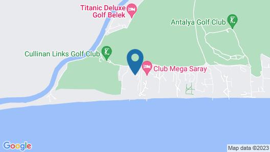 TUI Magic Life Belek - All Inclusive Map