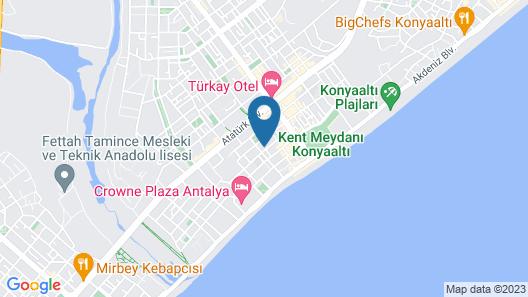 Aspendos eXtra Map