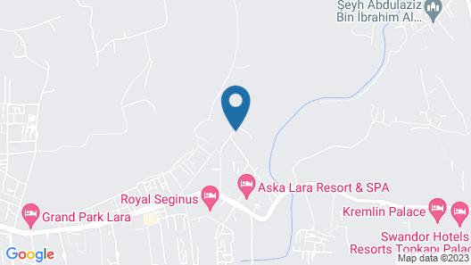 Armas Lara Map