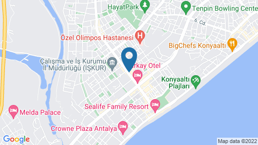 Beetle House Coffee Hotel Map