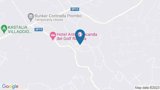 Donnafugata Golf Resort & Spa Map