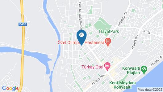 London Otel Map