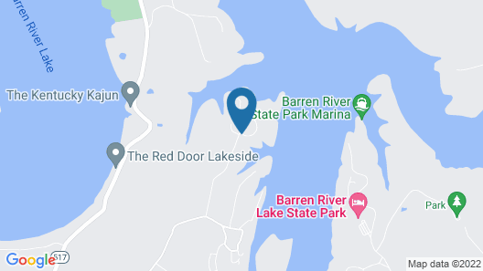 Our Cabin Map