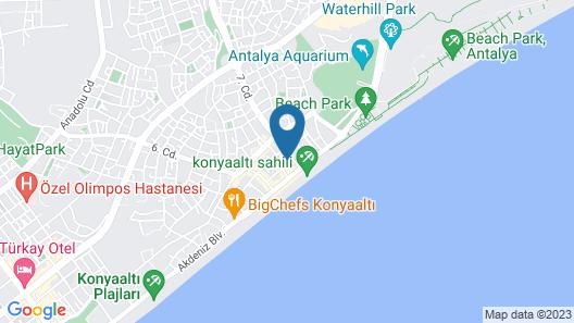 CitrusHotels Map