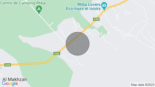 Villa de Charme Avec Piscine Map