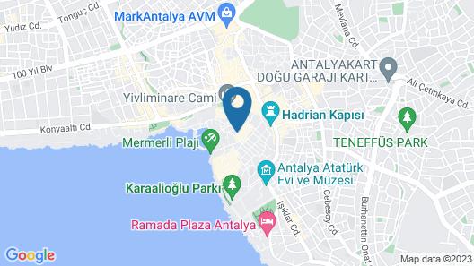 Argos Hotel Map