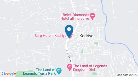Kadriye Sarp Otel Map