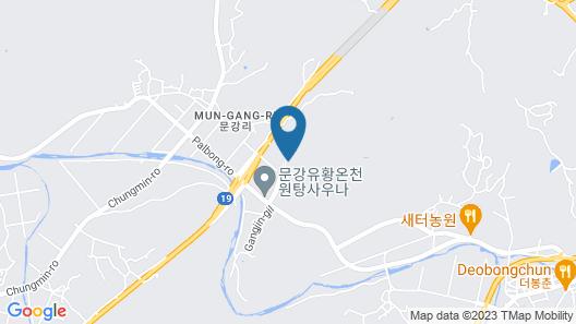 Moonkang S Spa Hotel Map