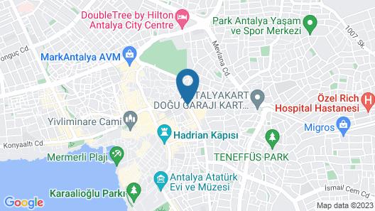 Start Hotel Map