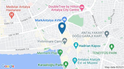AY OTEL 2 Map