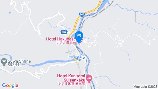 Hakubaso Map