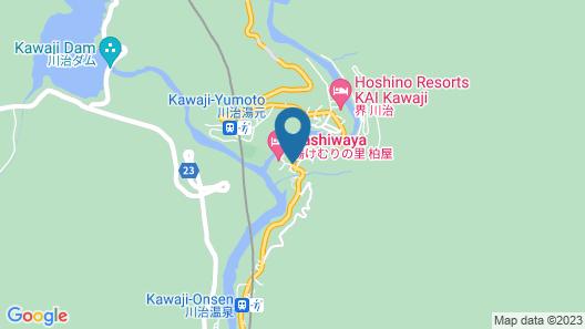 Kashiwaya Map