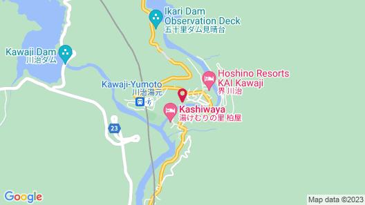 LiVEMAX RESORT KAWAJI Map