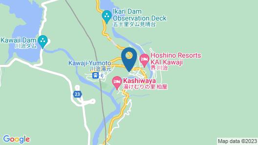 Iwaiyado Jyuan Map
