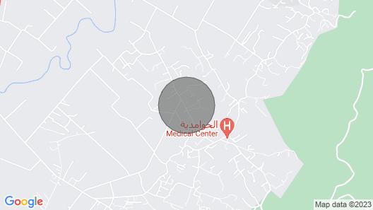 Des Appartements s+1 a Louer à Tabarka Map
