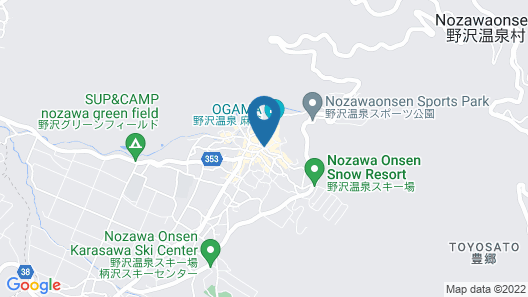 Address Nozawa Map
