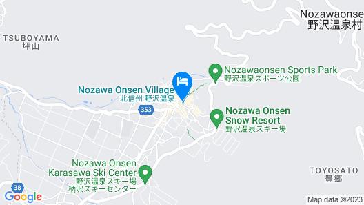 Address Nozawa Map