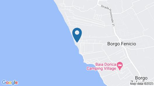 Costa Fenicia Village Map