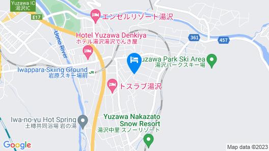 GUEST HOUSE vingt-neuf Map