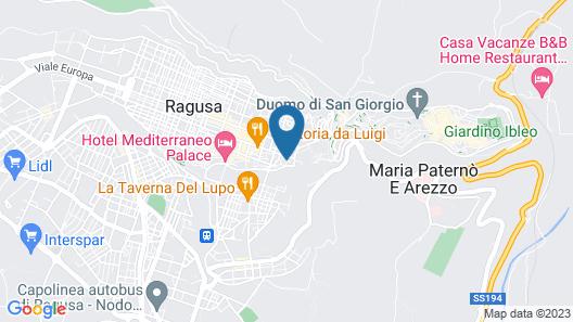 La Dimora di Piazza Carmine Map