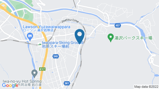 Bed and Breakfast Yuzawa Branche Map