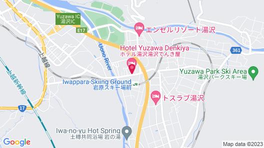 Hotel Yuzawa Yuzawa Map