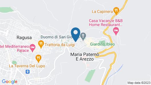 Giardino sul Duomo Map