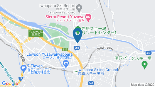 Angel Resort Yuzawa 803 Map