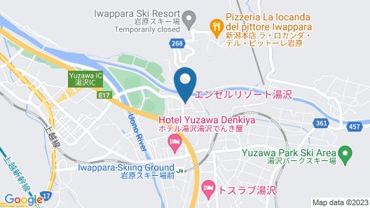 Angel Resort Yuzawa 512 Map