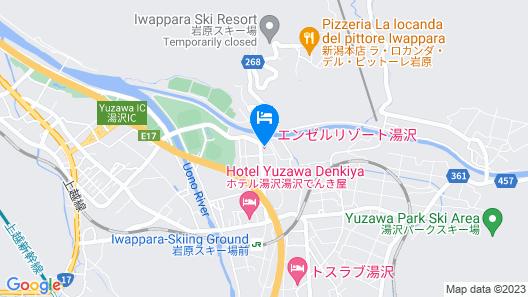 Angel Resort Yuzawa 517 Map
