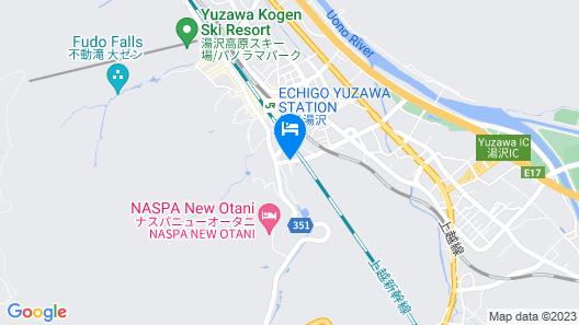 Four Seasons Yuzawa Quattro Map